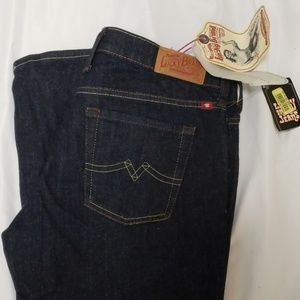 NWT! Lucky Brand sweet and straight mid rise